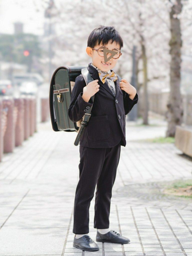 74dd503548857 入学式卒園式男の子スーツネクタイ色や短パンはOK?入学式男の子コーデ8選