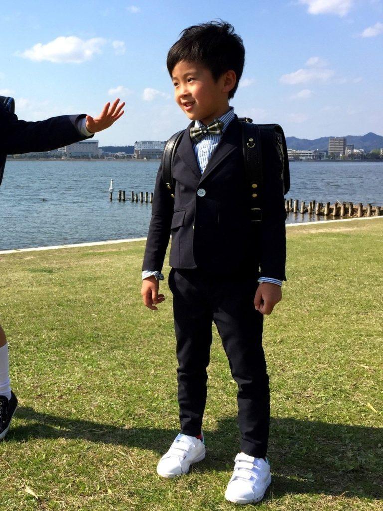男の子 式 小学校 入学